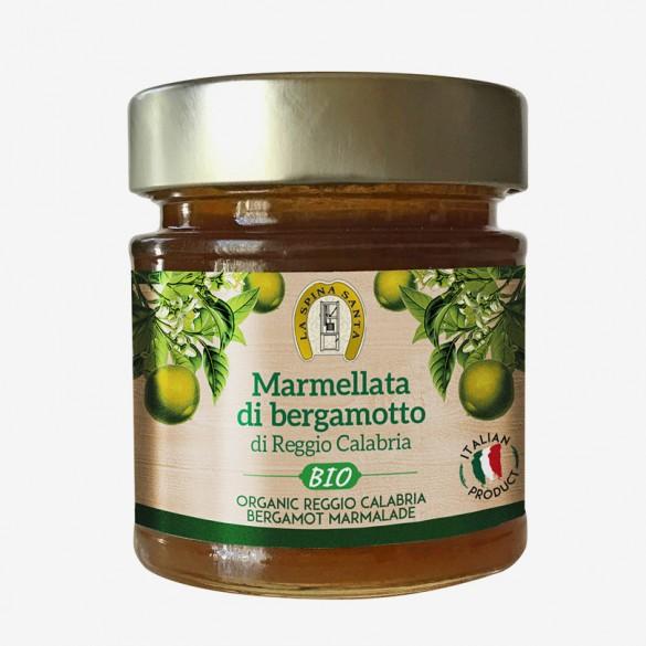 Marmellata di Bergamotto calabrese BIO