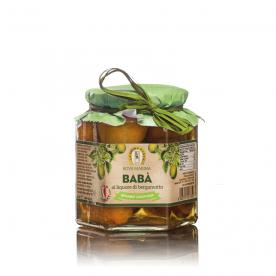Baba' alla bagna di bergamotto
