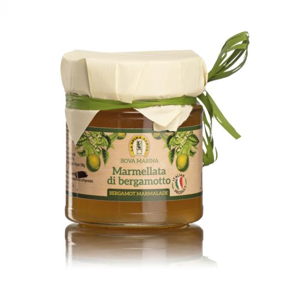 Marmellata di Bergamotto calabrese - vaso gr 250